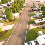 good SAM RV park in Salem, Oregon