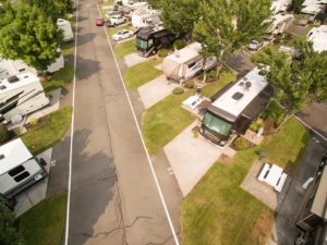 affordably RV parks near Salem