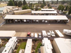 RV parks with storage in Salem