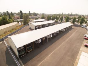 community friendly RV parks in Salem