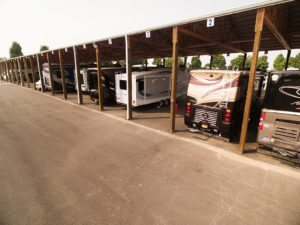 overnight RV parks in Salem