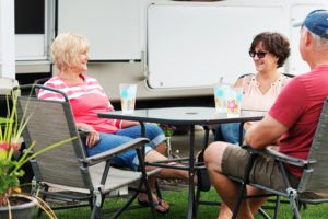 highly-rated RV parks near Salem