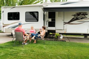 Phoenix RV Park in Salem Oregon