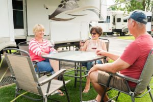 highly rated RV park resort in Salem