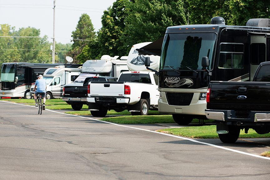 mobile RV parks in Salem