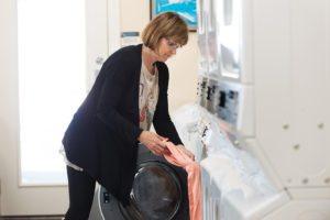 Phoenix RV Park laundry facility