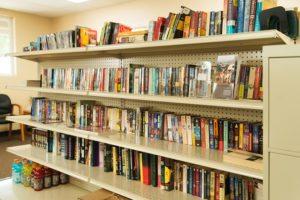 Phoenix RV Park library