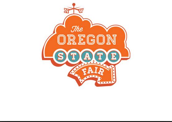 Oregon State fair logo