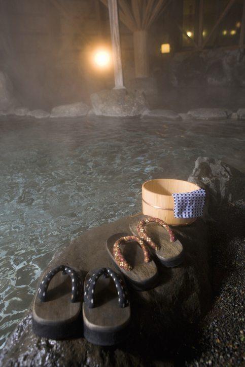 hots springs